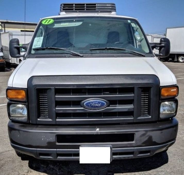2012 Ford Transit Connect Refrigeration Mini Cargo Van: Reefer Vans New & Used