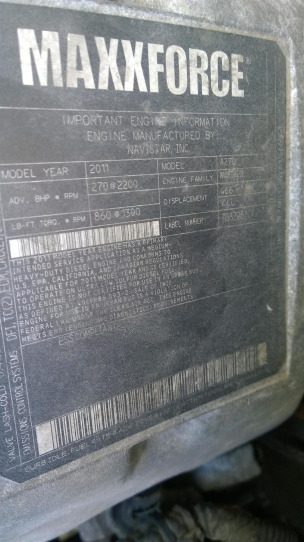 Tanque de água 4000GAL Internacional Caminhão Tanque