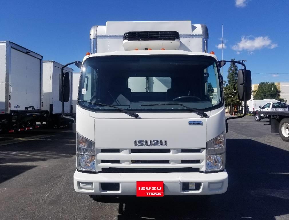 Isuzu Npr 16ft Box Truck Refrigerated Hino Gmc Ud Nissan